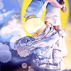 THE GREATEST IS LOVE, oil painting by Paul Richmond by Paul Richmond