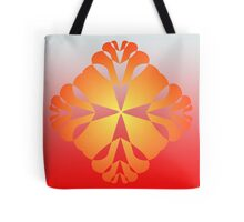 Artistic Multiple Hearts Tote Bag