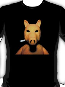 QuasiSmoke! 3D _TRANSPARENCY_ T-Shirt