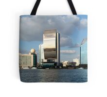 Dubai Creek Tote Bag
