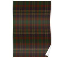 00319 Cork, County (District) Tartan  Poster