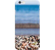 close up of a rocky beach  iPhone Case/Skin