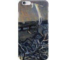 girl falling iPhone Case/Skin