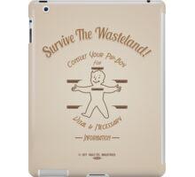 Fallout - Survive The Wasteland! (Orange) iPad Case/Skin