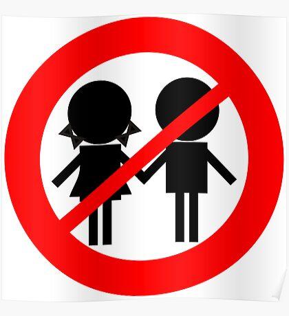 Children Banned Poster