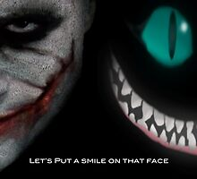 Let's Put a Smile on that Face by AmIArtistic