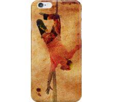 Circus Artist  iPhone Case/Skin