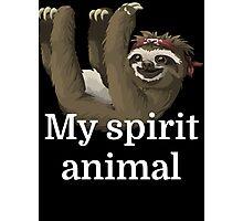 My Spirit Animal Photographic Print