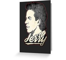 Jerry Seinfeld. Greeting Card