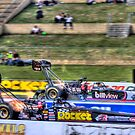 TOP FUEL MADNESS by MIGHTY TEMPLE IMAGES