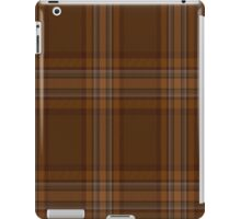 00324 Down County DistrictTartan  iPad Case/Skin