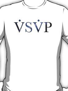 Asap Blue Dream Nebula T-Shirt