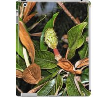 The Naked Magnolia iPad Case/Skin