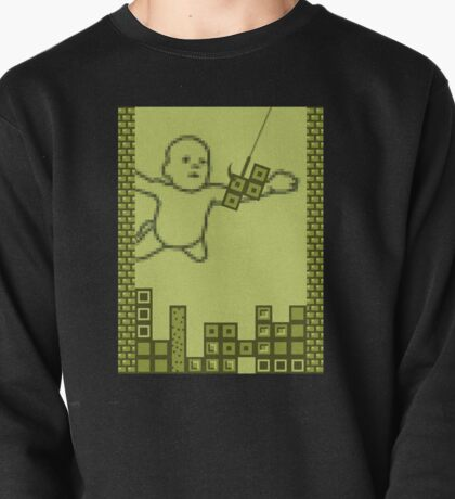 Nevermind the Tetris Pullover
