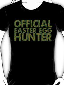 Official Easter Egg Hunter T-Shirt