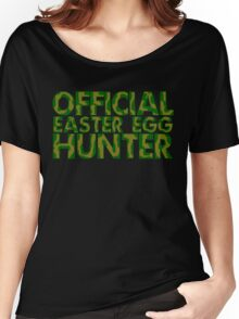 Official Easter Egg Hunter Women's Relaxed Fit T-Shirt