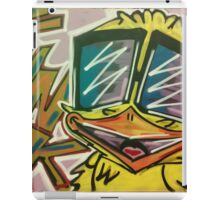 """Funky Chicken by Efrain """"Eskwilax"""" Martinez iPad Case/Skin"""
