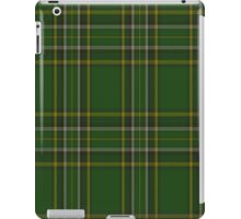 Irish National Fashion Tartan iPad Case/Skin