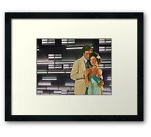 Office Politics Framed Print