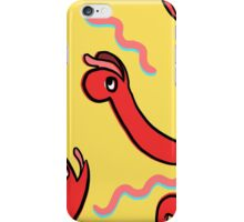 ROPE SNAKE SNAKE ROPE iPhone Case/Skin