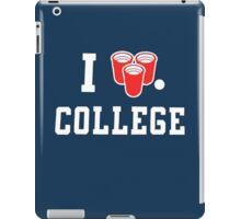 College iPad Case/Skin
