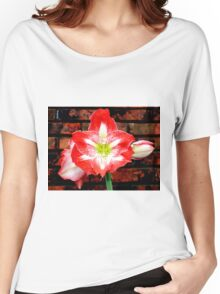 Amaryllis Allure Women's Relaxed Fit T-Shirt