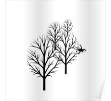 Forest Birds  Poster