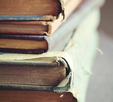 Old Books by Colleen Farrell