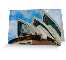 Sails in the Clouds Greeting Card