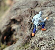 Hiker by Grant  Muirhead