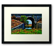 """The Viaduct"" Framed Print"