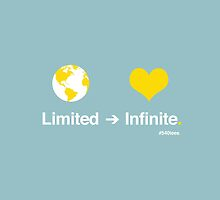 Limited to Infinite by 540tees