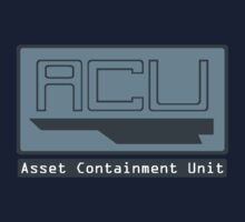 Asset Containment Unit by TGRShirts