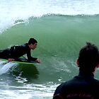 Bodyboard by Damon Colbeck