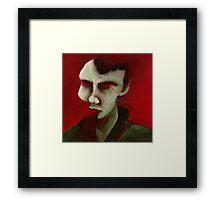 sickness Framed Print