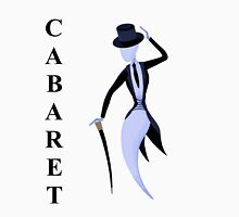 ghost of the cabaret  Womens Fitted T-Shirt