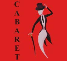 ghost of the cabaret  by KERES Jasminka