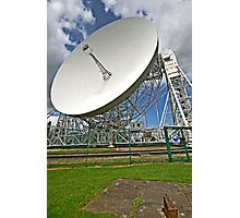 LOVELL RADIO TELESCOPE Photographic Print