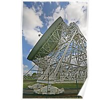 LOVELL RADIO TELESCOPE Poster