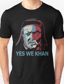 Yes We Khan Unisex T-Shirt