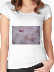 Mother's caress Women's Fitted Scoop T-Shirt