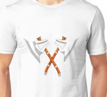 Twin X Axe Unisex T-Shirt