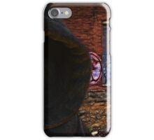 Along The Tracks iPhone Case/Skin