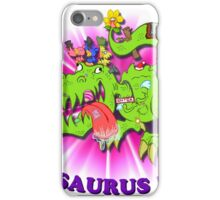 Sillysaurus! iPhone Case/Skin