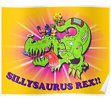 Sillysaurus! Poster