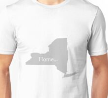 New York Home Tee Unisex T-Shirt