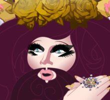 Trixie Mattel - Rupaul's Drag Race Sticker