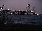 Mighty Mac At Night by Shelly Harris