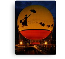 Come Fly With Me !!! Canvas Print
