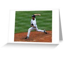 Mariano Rivera, New York Yankees Greeting Card